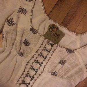 Free People Blouse🌻